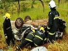 Casal de idosos morre após bater de frente com caminhão na GO-174