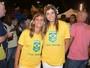 """Após broncas na Sapucaí, Fabi brinca sobre cobrança: """"Parece Bernardinho"""""""