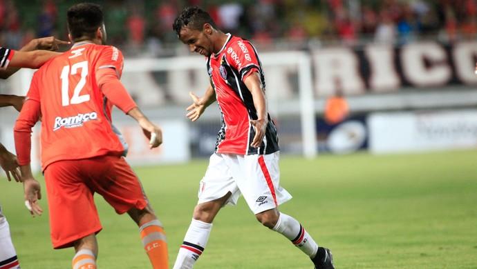 Juninho Joinville (Foto: João Lucar Cardoso/JEC)
