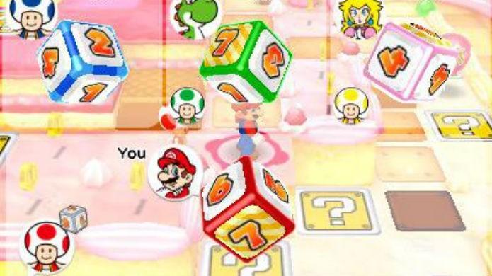 Mario Party Star Rush tem vários modos de jogo inéditos (Foto: Divulgação/Nintendo)
