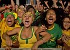 Como você comemora gol? Mande vídeo (Dario Lopez-Mills/AP)