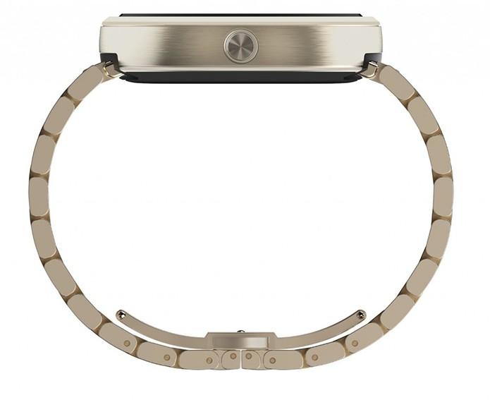 Serão oferecidas pulseiras de dois tamanhos (Foto: Reprodução)