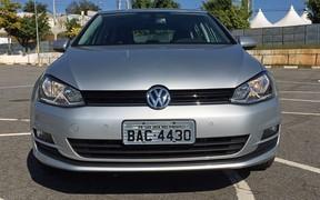 Volkswagen Golf 1.6 flex: primeiras impressões