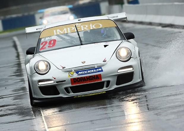Porsche Challenge do piloto Rodrigo Mello. (Foto: Divulgação/Luca Bassani)