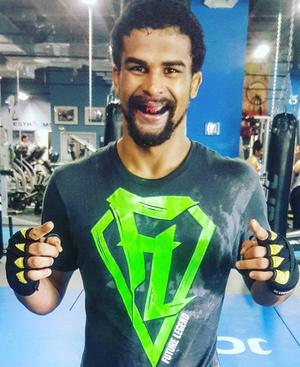 Jordan Parsons MMA (Foto: Reprodução/Instagram)