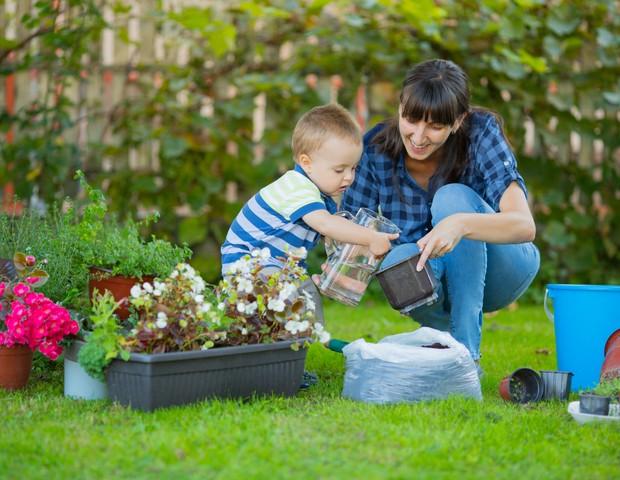 Os primeiros anos da infância são cheios de descobertas.  (Foto: ThinkStock)