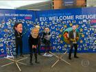 Europa não consegue aprovar plano de cotas e distribuir refugiados