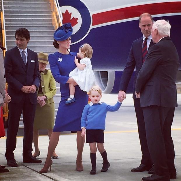 Família real (Foto: Reprodução/Instagram)