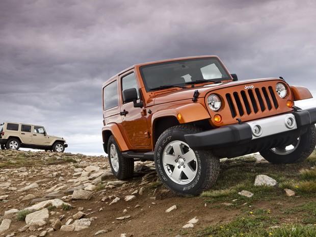 Jeep Wrangler 2011 (Foto: Divulgação)