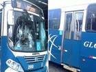 Motoristas de ônibus começam greve na RMR com parte da frota nas ruas