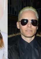 Veja dez famosos que são a cara de Jared Leto em sua versão platinada