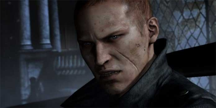 Jake em Resident Evil 6 (Foto: Divulgação/TechTudo)