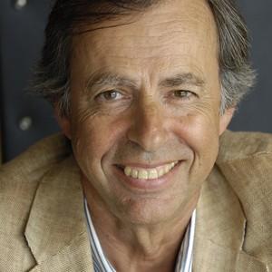 """O economista e jornalista Bernard Maris. Sua ácida coluna sobre economia era assinada por """"Tio Bernard"""" (Foto: AFP PHOTO / FRANCE INTER / CHRISTOPHE ABRAMOWITZ)"""
