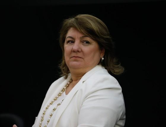 Debora Ivanov, presidente da Agência Nacional do Cinema (Ancine) (Foto: Fernando Frazão/Agência Brasil)