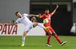 Santos bate o Inter e sai  na frente na briga pela semi (Ricardo Duarte / Inter, DVG)