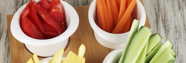 Legumes prontos para comer vão dar saciedade naquela hora que dá vontade de beliscar algo (Foto: Think Stock)