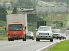 Movimento nas estradas deve subir até 40% no feriado da padroeira
