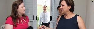 Câmara Federal visita Centro Dia do Idoso