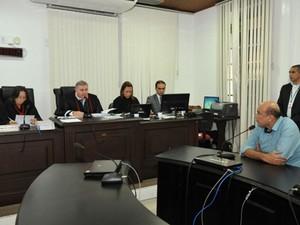 Justiça do Maranhão determina a prisão preventiva de Ribamar Alves (Foto: Divulgação/Tribunal de Justiça)