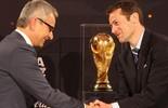 Diretor reconhece que a Fifa errou ao escolher duas sedes simultaneamente (Rodrigo Faber)