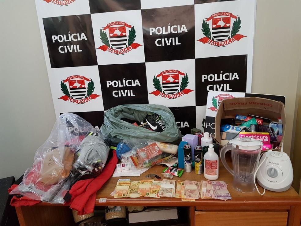 Operação Clepta Pharma foi realizada nesta segunda-feira (15) (Foto: Cedida/Polícia Civil)