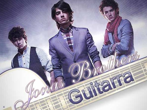 screenshot de Guitarra Jonas Brothers