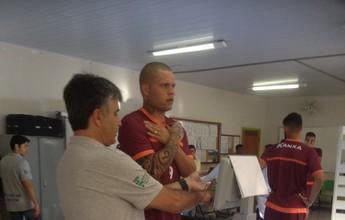 Jogadores do Boa Esporte passam por bateria de exames no IF Sul de MG