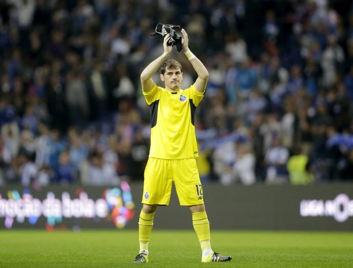 Casillas Porto Vitória de Guimarães (Foto: Reuters)