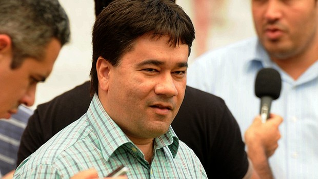 paulo wanderley presidente náutico (Foto: Aldo Carneiro / Pernambuco Press)