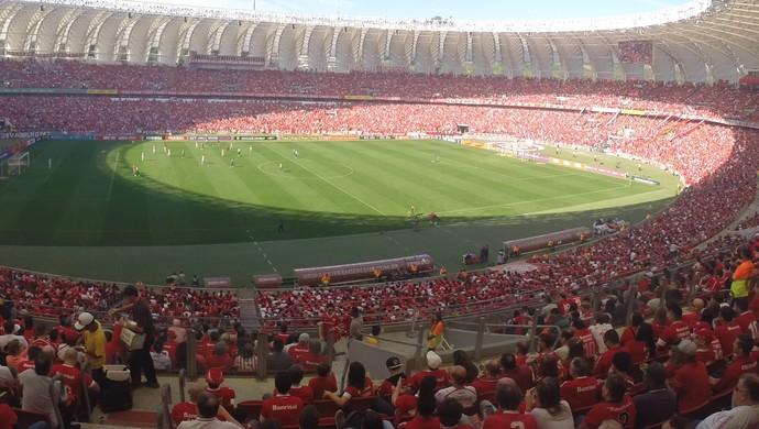 Beira-Rio Grêmio Inter (Foto: Eduardo Moura/GloboEsporte.com)