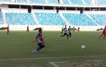 América-RN e ABC fazem clássico pelo Campeonato Potiguar Sub-19