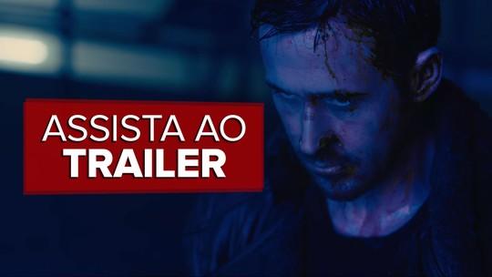'Blade Runner 2049' ganha novo trailer com Ryan Gosling e Harrison Ford