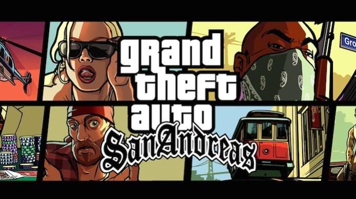GTA: San Andreas: confira as principais diferenças da nova versão em alta definição (Foto: Divulgação) (Foto: GTA: San Andreas: confira as principais diferenças da nova versão em alta definição (Foto: Divulgação))