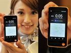 Japão receberá smartphone com detector de radiação