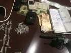 Três homens são presos com arma e drogas na Federação, em Salvador