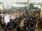 Rodoviária disponibiliza 100 horários extras para feriado de Tiradentes