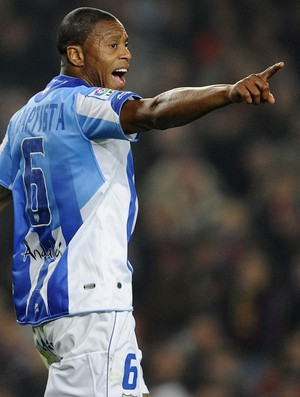 Julio Baptista malaga (Foto: Agência Getty Images)