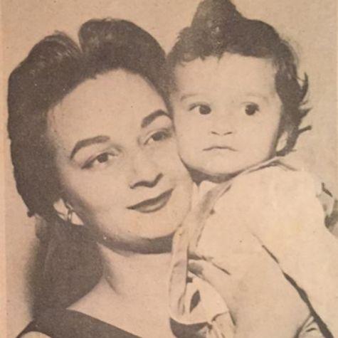 Edna Savaget com a filha, Luciana  (Foto: Arquivo pessoal)