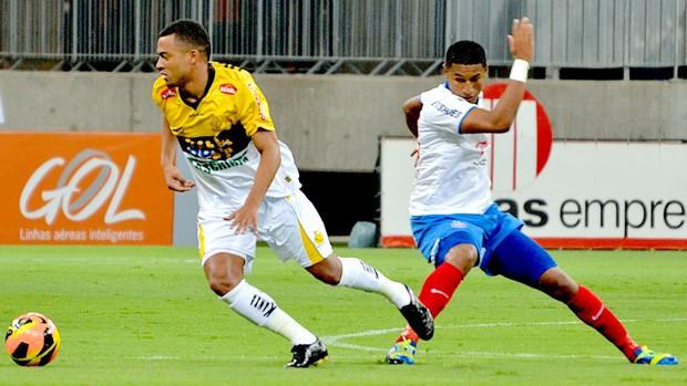 jogo Cricúma e Bahia (Foto: Erick Salles / Futura Press)