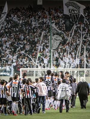 Atlético-MG no estádio Independência (Foto: Bruno Cantini / Site Oficial do Atlético-MG)