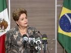 Dilma diz que investigação na Fifa vai 'beneficiar o Brasil'