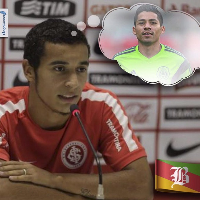 William Corneta Inter Tigres (Foto: Reprodução/Twitter)