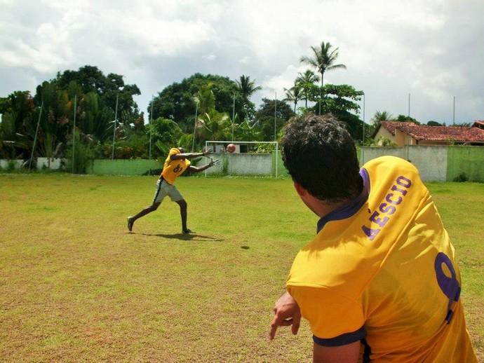 Futebol Americano em Salvador (Foto: Reprodução)