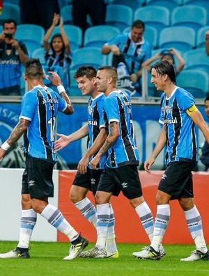 Grêmio x Atlético-PR na Arena pela Copa do Brasil (Foto: Lucas Uebel / Grêmio, DVG)
