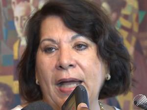 eliana calmon; ministra; bahia (Foto: Reprodução/Tv Bahia)