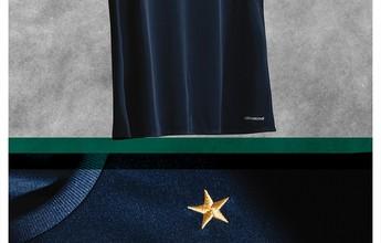 Coritiba lança camisa em homenagem ao título da Fita Azul, de 1972