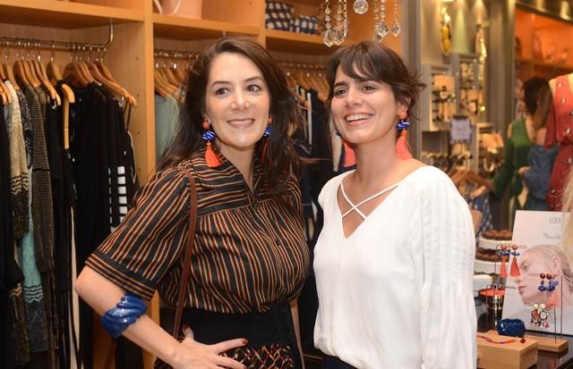 Luiza Setúbal e Maria Canto (Foto: Divulgação)