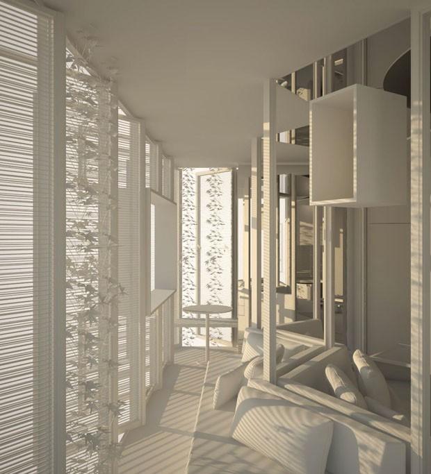 Salão do Móvel Novel Living Concepts (Foto: Divulgação)