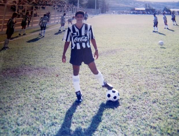 Clei, ex-jogador do Botafogo (Foto: Arquivo Pessoal)