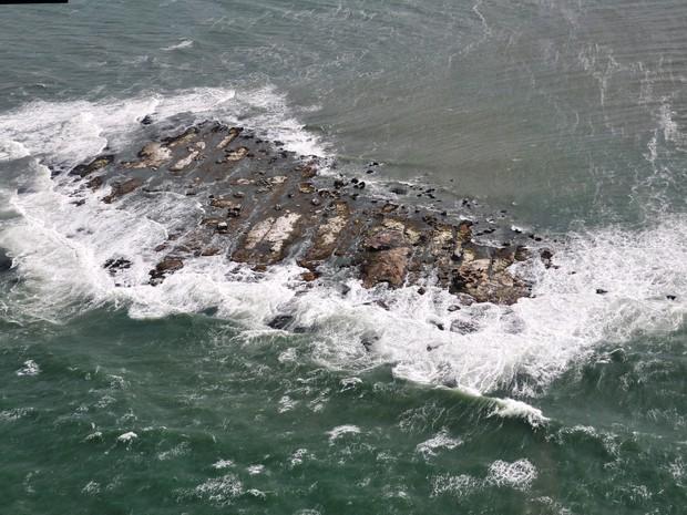 Ilha dos Lobos Torres Nossa Terra RS (Foto: Neusa Luzz/Divulgação)